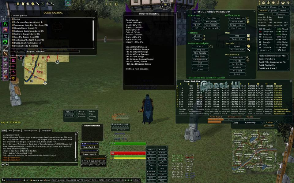 Dark Age Of Camelot Ui Downloads